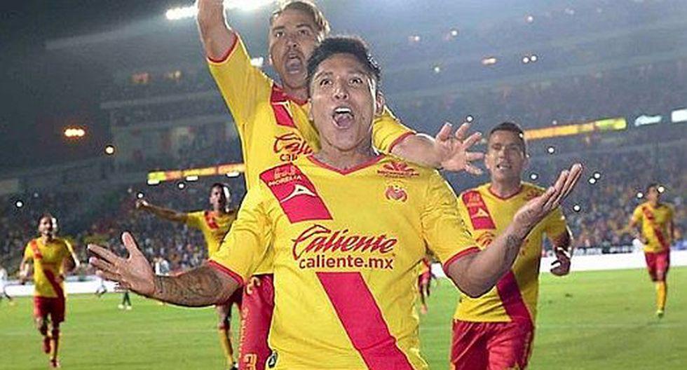 Ruidíaz anotó en victoria de Monarcas sobre América [VIDEO]