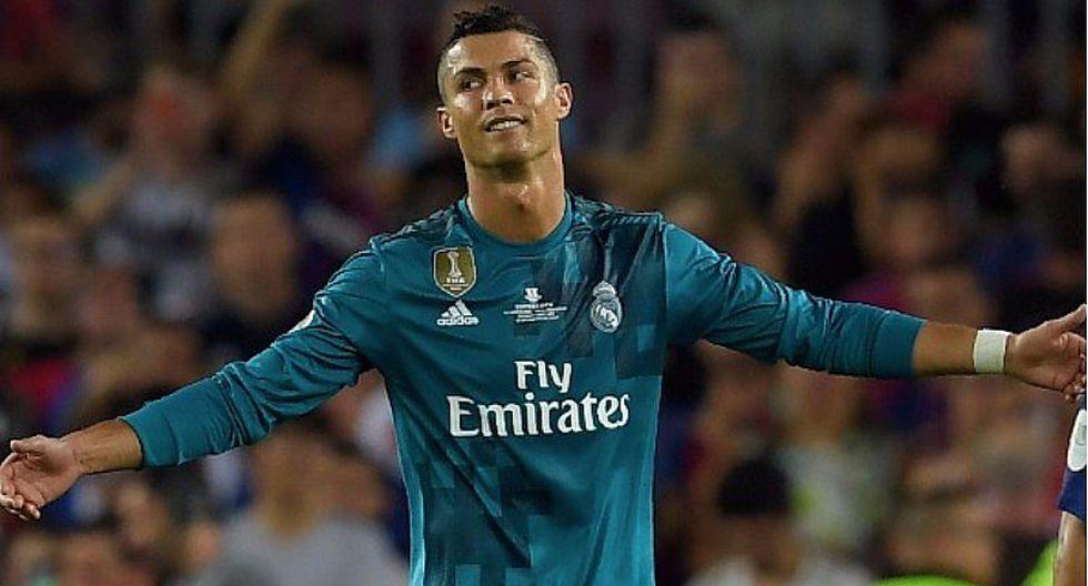 Cristiano Ronaldo sancionado con cinco fechas de suspensión