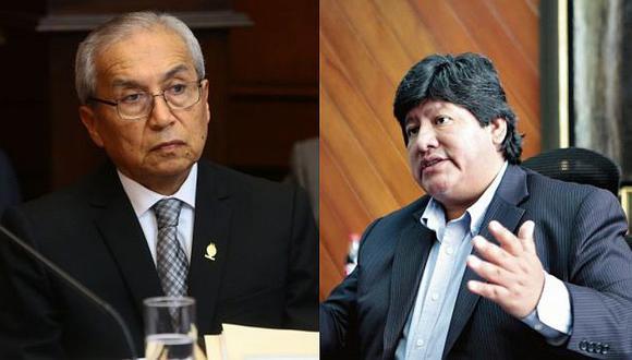 Fiscal Pedro Chávarry niega haber recibido entradas de Edwin Oviedo