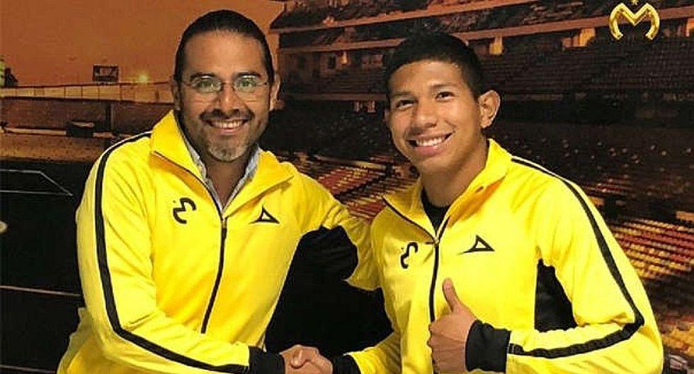 Edison Flores se refirió a su debut con Monarcas Morelia en la Liga MX