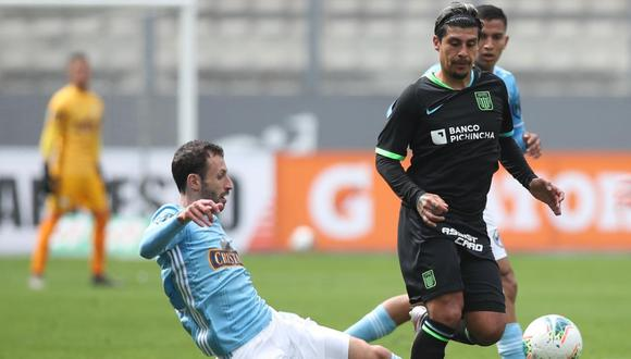 Sporting Cristal empató 1-1 ante Alianza Lima, en lo que fue la jornada 8 del Torneo Apertura