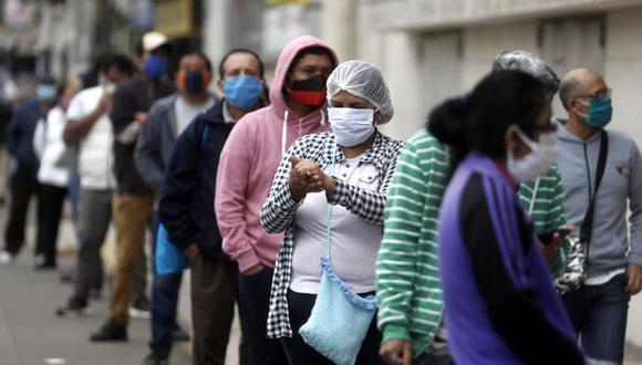 El Gobierno peruano ha comenzado con la entrega de la segunda parte del subsidio de 380 soles del 'Bono Yo me quedo en casa', destinado para millones de familias en pobreza y extrema pobreza, según el Midis. FOTO: GEC