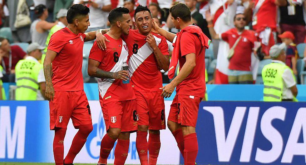Selección peruana fuera del Top20 en el nuevo ránking FIFA