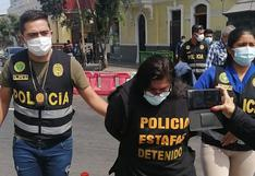 El Agustino: Hermanas estafaron a fiscal por más de S/10 mil con el cuento de la maleta retenida