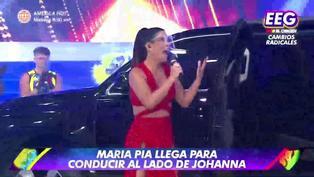 """María Pía Copello es la nueva conductora de """"Esto es Guerra"""""""
