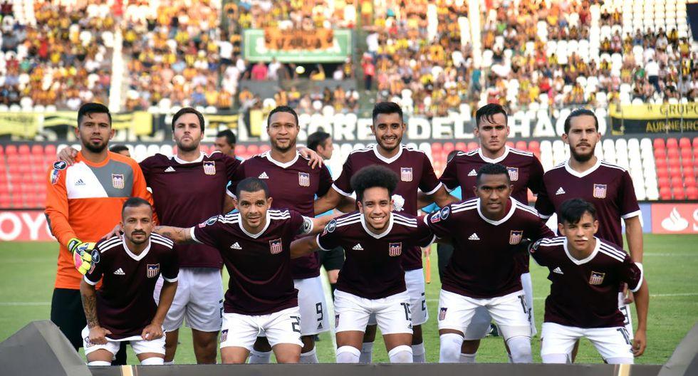 4. Club: Carabobo | País: Venezuela | Valor: 5.15 millones de euros. (AFP)