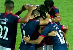 Universitario 0-1 Cerro Porteño   Golazo de Federico Carrizo para poner el primero   VIDEO