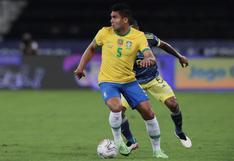Casemiro tuvo problemas personales y todavía no pudo viajar a Brasil