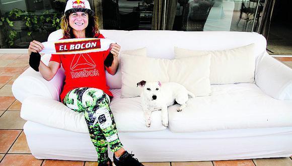 """Sofía Mulanovich: """"El surfing necesitará apoyo en los Juegos Olímpicos"""""""