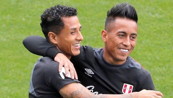 """Yoshimar Yotún sobre Christian Cueva: """"Con la camiseta de la selección peruana es un monstruo""""   VIDEO"""