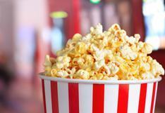 Coronavirus: Los cines siguen cerrados pero venta de popcorn ha aumentado