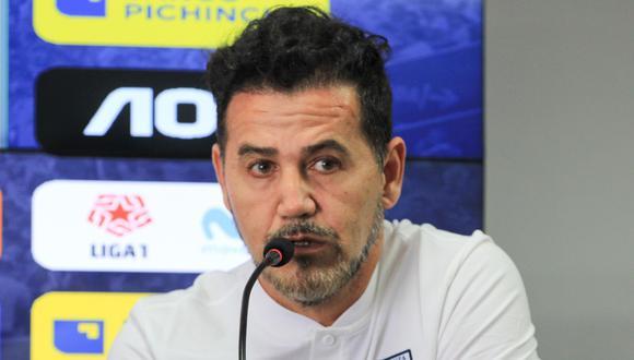 Daniel Ahmed habló tras la derrota de Alianza Lima por 4-1 ante Vallejo. (Foto: Alianza Lima)
