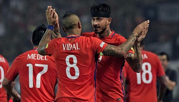 Crack chileno espera llamado en la última fecha doble de Eliminatorias