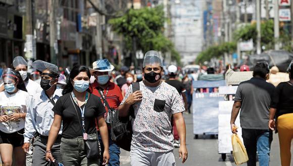 En cada uno de estos niveles de riesgo de contagio, existen restricciones que los ciudadanos y autoridades deberán cumplir (Foto: GEC/Jorge Cerdan)