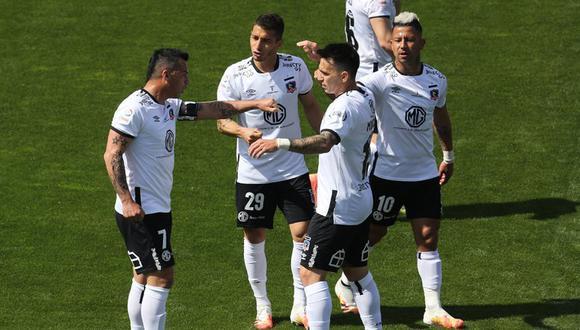 Colo Colo vs Peñarol juegan por la Copa Libertadores 2020. (Foto: EFE)