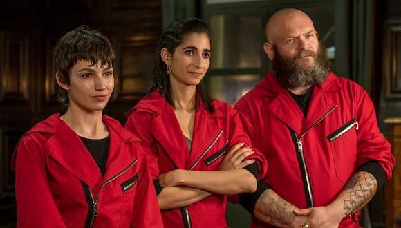 """""""La casa de papel"""": Revelan fecha de estreno de la cuarta temporada.  (Foto: Netflix)"""