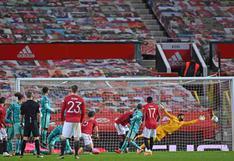 Manchester United vs. Liverpool: Bruno Fernandes anotó de tiro libre para el 3-2 en la FA Cup | VIDEO