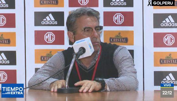 Bengoechea: 'La pelota la tuvo Cristal y las chances Alianza Lima' | VIDEO