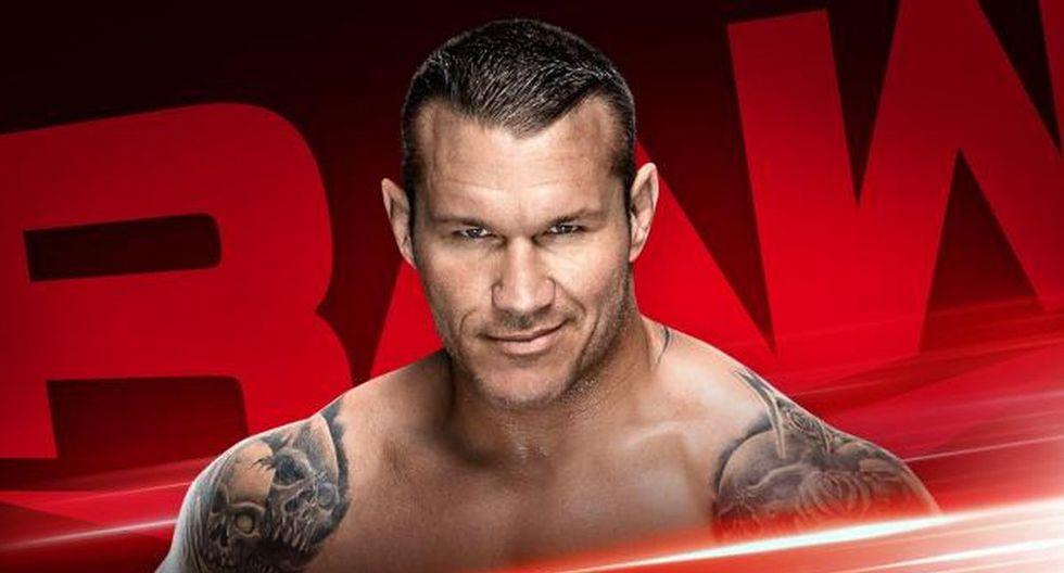 WWE RAW: todo indica que Randy Orton buscará una siguiente víctima en el Monday Night Raw de Canadá. (Foto: WWE)