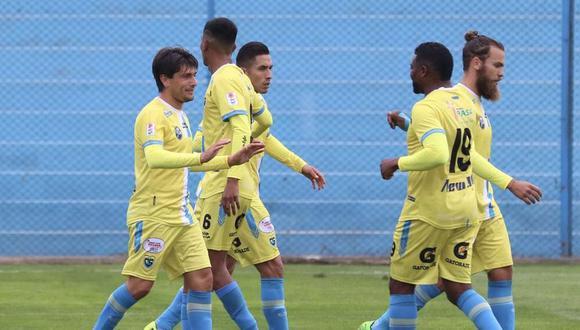 Carlos Stein se niega descender a la Segunda División (Foto: Liga 1)