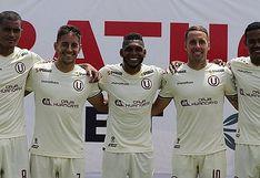Universitario vs. Alianza Lima: Ángel Comizzo ensaya el once para clásico ante blanquiazules | FOTOS