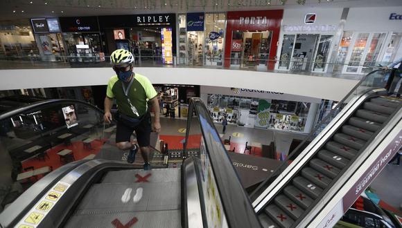 Los malls de Lima estarán cerrados. (Foto: Franciso Neyra   GEC)