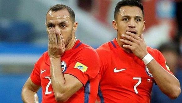 Marcelo Díaz: así justifican en Chile la ausencia del polémico jugador
