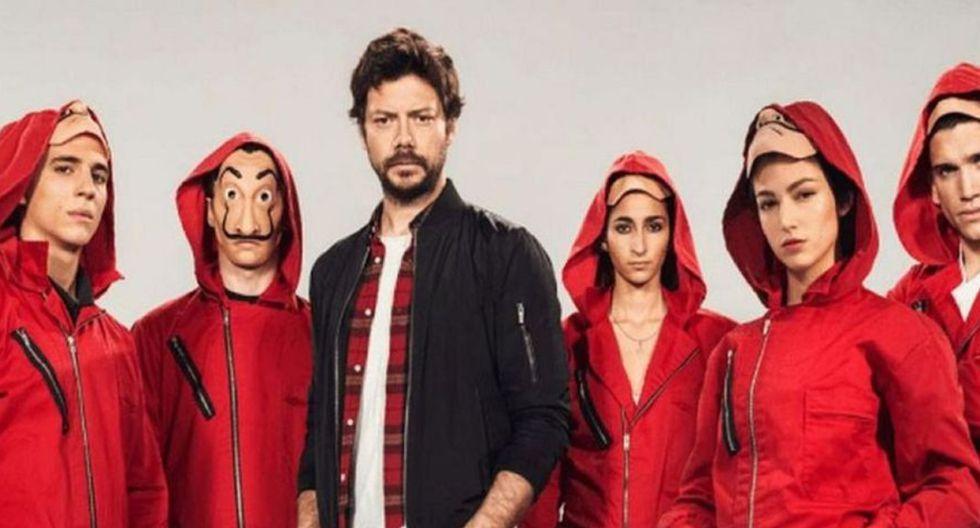 No te pierdas el estreno de La Casa de Papel 4 solo por Netflix