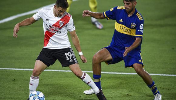 River Plate y Boca Juniors se enfrentarán en octavos de final de la Copa Argentina. (Foto: AFP)