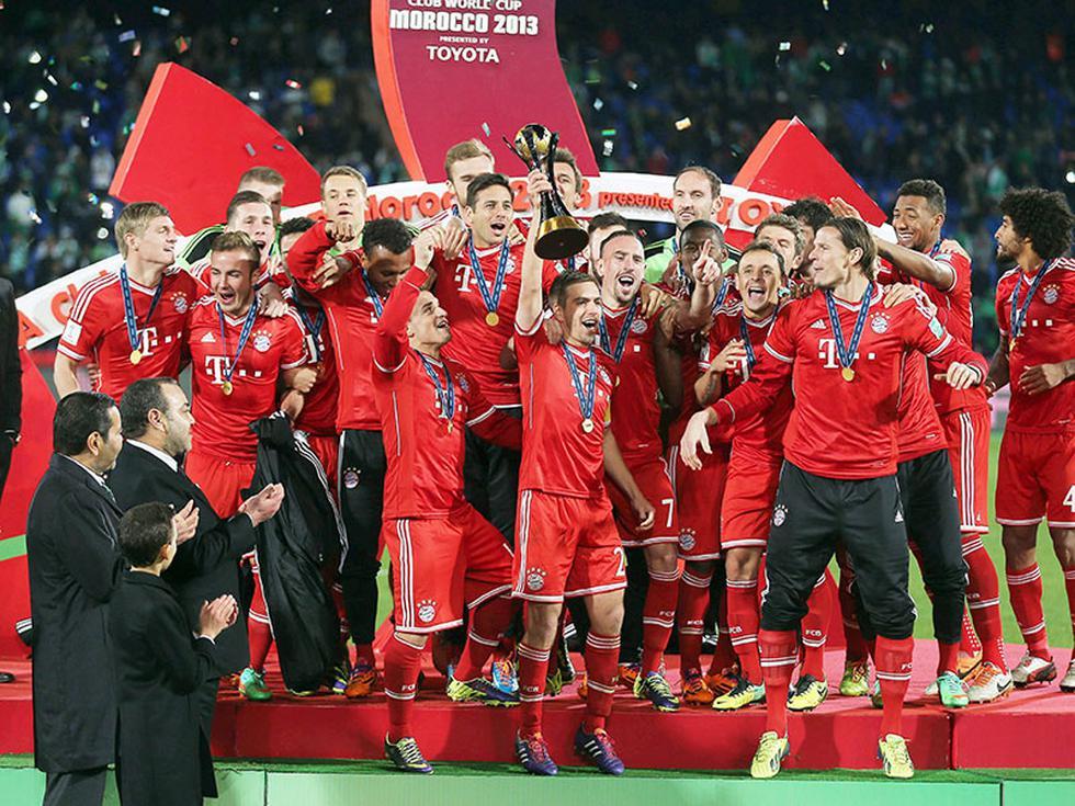 Bayern Munich se proclamó campeón del Mundial de Clubes 2013 [VIDEO]