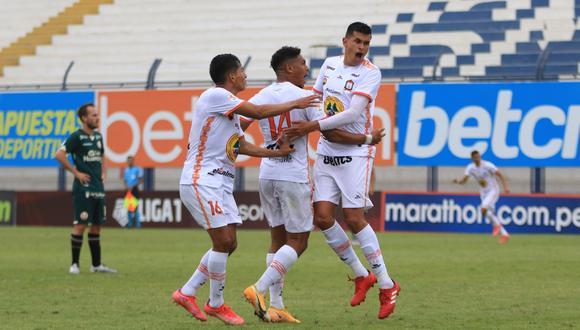 Universitario cae 2-1 ante Ayacucho FC por la fecha 8 de la Liga 1.