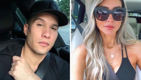 Chyno Miranda y su esposa Natasha Araos siguen juntos. (Foto: Instagram  @chynomiranda @tashi_net)