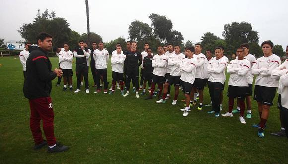 Universitario y sus 21 jugadores