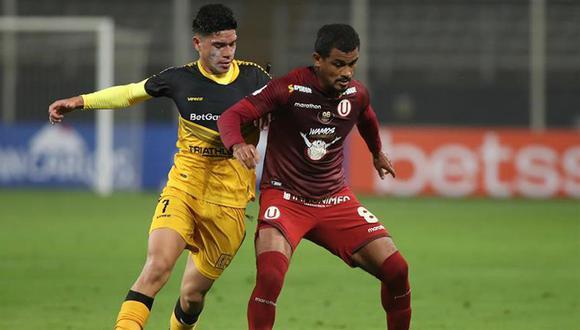 Universitario y Cantolao empataron 0-0 en el primer duelo de la fecha. (Foto: GEC)
