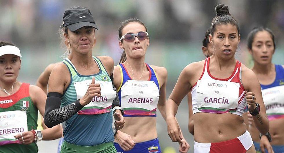Kimberly García ganó medalla de plata en marcha atlética en los Juegos Panamericanos 2019 | VIDEO