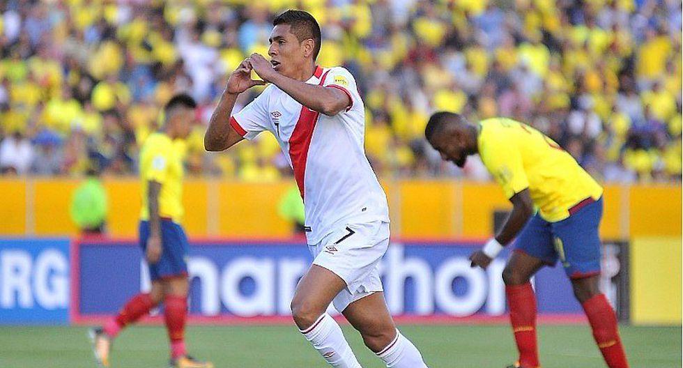 Perú vs. Ecuador: así fue el golazo de Hurtado para el 0-2 [VIDEO]