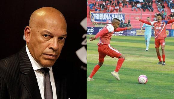 El equipo de Roberto Mosquera es líder en el fútbol boliviano