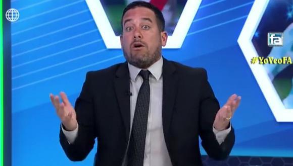 Óscar del Portal y su dura crítica a dirigentes de Universitario por cambiar postura sobre estatutos de la FPF [VIDEO]