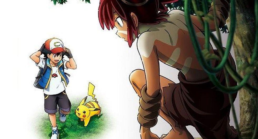 """""""Pokémon Coco"""", la nueva película de la franquicia, presentó su primer tráiler. (Foto: Captura)"""