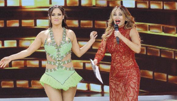 """Andrea San Martín también fue humillada por Gisela Valcárcel cuando participó en """"El Gran Show"""". (Foto: Archivo)"""