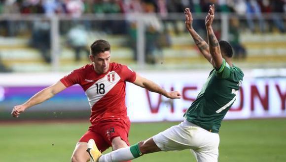 Santiago Ormeño se pronunció tras la derrota de la selección peruana en Bolivia. (Foto: Twitter de Santiago Ormeño)