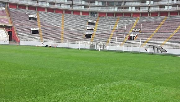 Selección peruana: El estado del Estadio Nacional a 19 días del repechaje