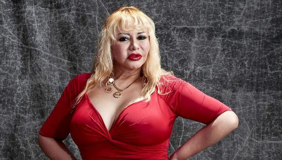 Susy Díaz lanza canción sobre el coronavirus para concientizar a sus fans (Foto: GEC)