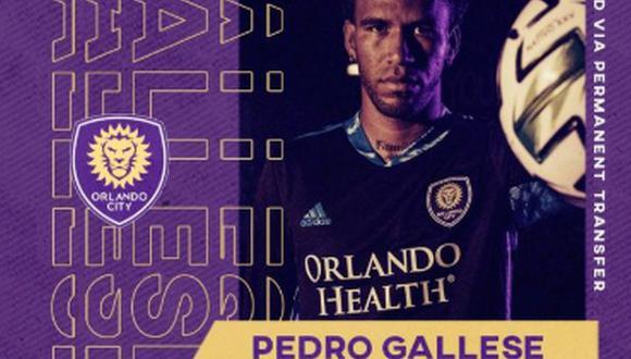 Pedro Gallese dejó Alianza Lima y continuará su carrera en el fútbol de Estados Unidos. (Foto: Orlando City)