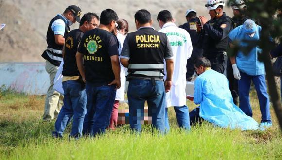 Celso Ramos Montero es asesinado en la puerta de su casa por sicario vestido como indigente . (Foto: Imagen referencial/Archivo GEC)