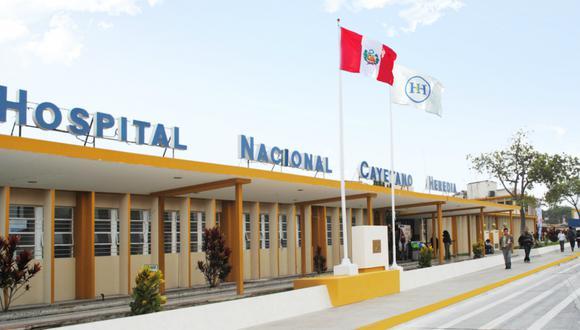 El Hospital Cayetano Heredia depende del Ministerio de Salud. (Foto: Gobierno del Perú)