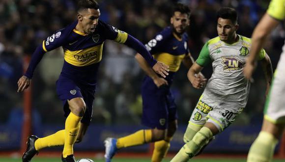 Boca Juniors vs. Defensa y Justicia: chocan por fecha 9 de la Superliga argentina. (Foto: AFP)
