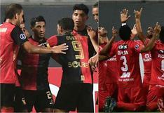 Fixture completo de Melgar y Sport Huancayo en la Copa Sudamericana
