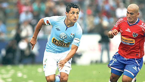 Yoshimar Yotún dejaría Sporting Cristal por el Genoa