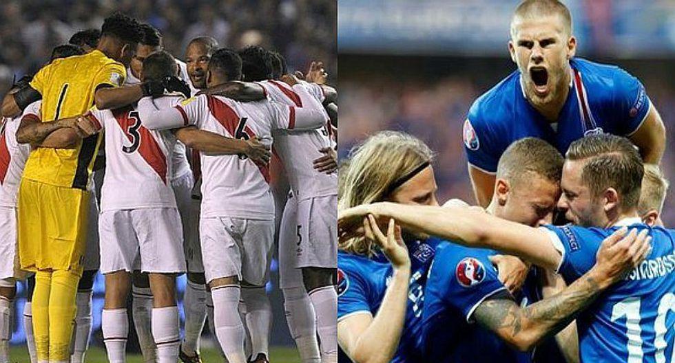 Perú vs. Islandia: hora, fecha y venta de entradas para el partido